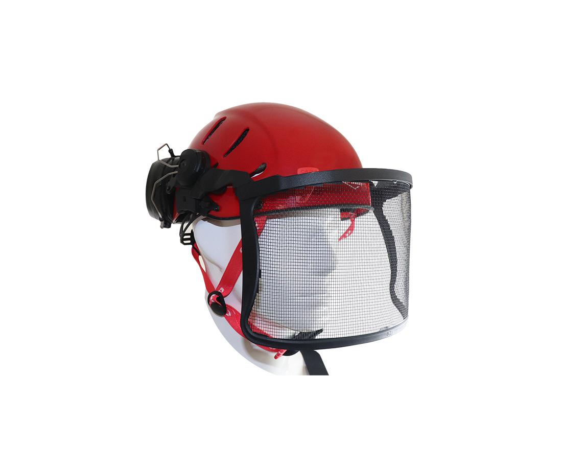 TRBL Pantalla de Rejilla para cascos