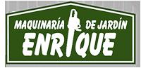 Logo Maquinaria de Jardín Enrique