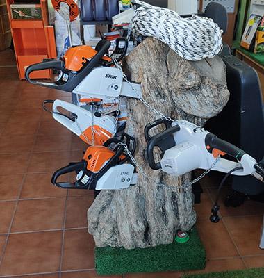Motosierras Maquinaria de Jardín Enrique