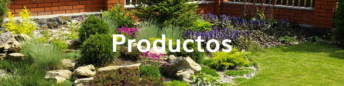 Productos Maquinaria de Jardín Enrique