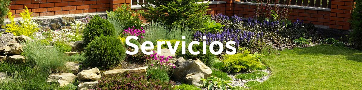 Servicios Maquinaria de Jardín Enrique