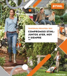 Catálogo ofertas STIHL primavera 2021