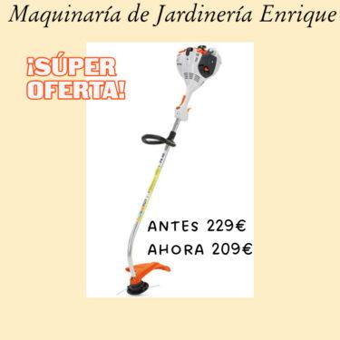 Desbrozadora STIHL FS 40 - Maquinaria de Jardín Enrique