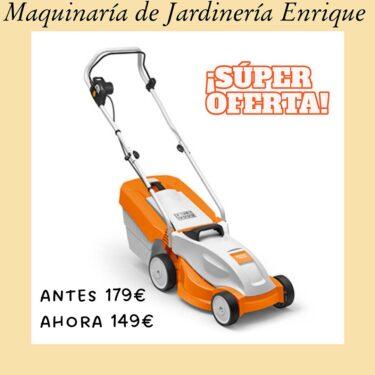 Cortacésped STIHL RME 235 - Maquinaria de Jardín Enrique